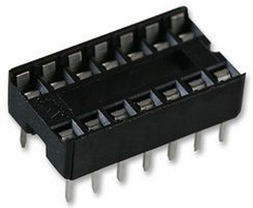 Панель под микросхемы 14-pin (DIP-14)