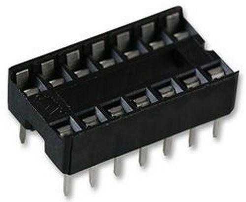 Панель под микросхемы 14-pin (DIP-14), фото 2