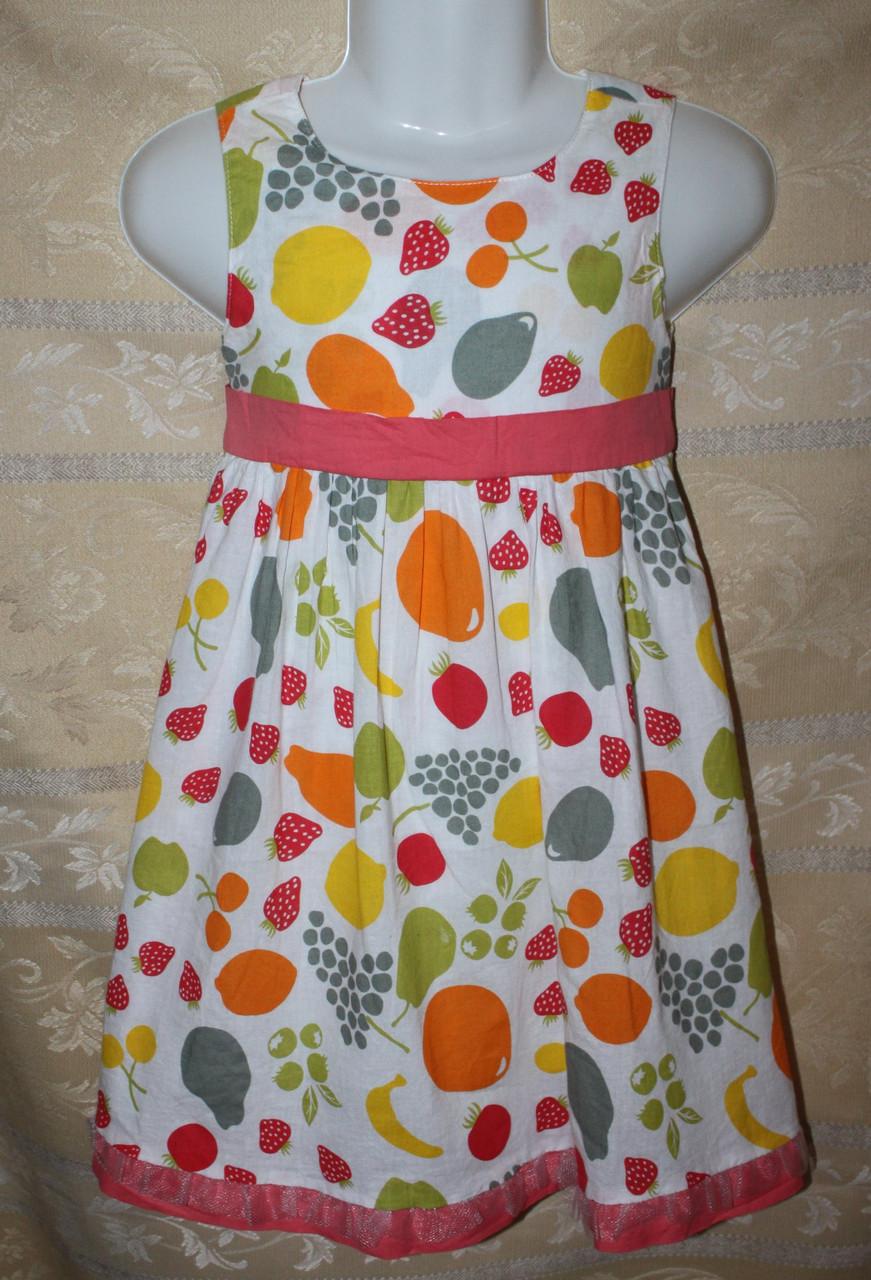 Платье летнее ZARA для девочки (разные расцветки).