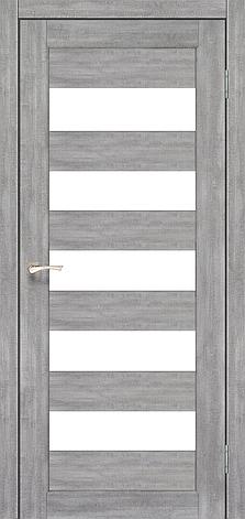 Двери KORFAD PR-08 Полотно+коробка+1 к-кт наличников, эко-шпон, фото 2
