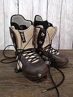 Ботинки для сноуборда Burton, качественные, 41, 26 см, женские Отл сост!