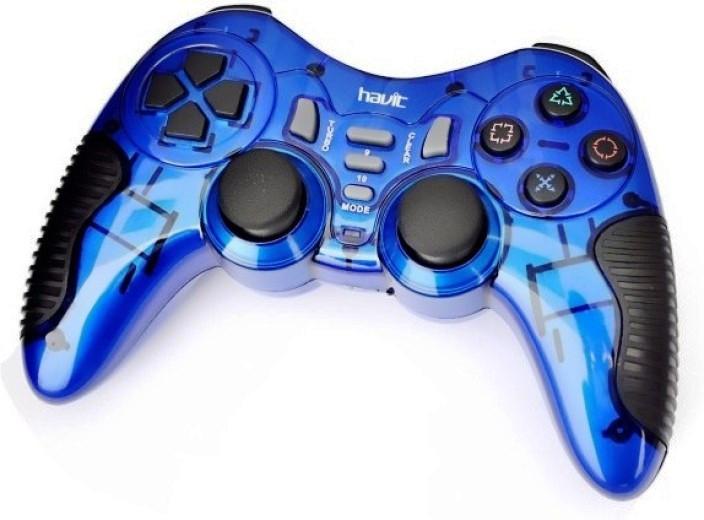 Геймпад проводной Havit HV-G85  blue