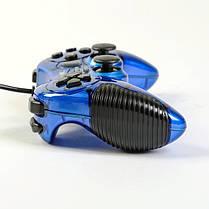 Геймпад провідний Havit HV-G85 blue, фото 3