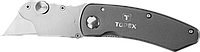Нож с трапециевидным лезвием, 10 лезвий 17B178 Topex