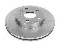 Тормозной диск передний на Renault Trafic / Opel Vivaro с 2001...  Meyle (Германия), MY6155216038