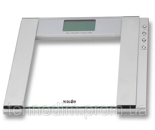 Весы напольные диагностические  Magio MG-302, фото 2