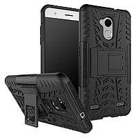 Чехол Armor Case для ZTE Blade V7 Lite Черный