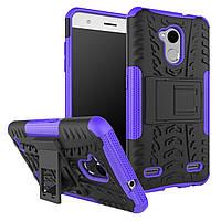 Чехол Armor Case для ZTE Blade V7 Lite Фиолетовый