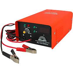 Зарядний пристрій автомобільний Vitals ALI 2415 ddca (30-250 А/ч)+Подарунок!