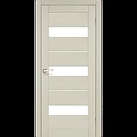 Двери KORFAD PR-12 Полотно+коробка+2 к-та наличников+добор 100мм, эко-шпон