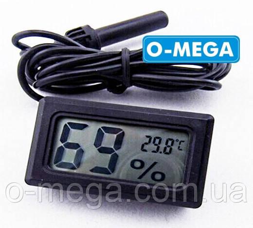 Влагомер для инкубатора цифровой с термометром TH-mini