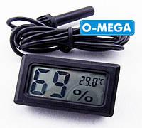 Влагомер для инкубатора цифровой с термометром TH-mini, фото 1