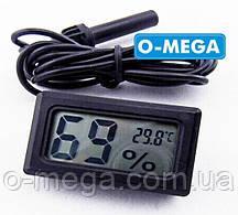 Влагомер для инкубатора цифровой с термометром WSD-12