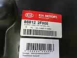 Подкрильник передний правый, KIA Cerato 2004-2007 LD, 868122F000, фото 2