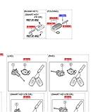 Штифт фиксатор жала заготовки ключа, KIA, 819261u000, фото 2