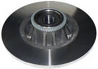 Тормозной диск задний с подшипником на Renault Trafic с 2001...  Meyle (Германия), MY6155230022