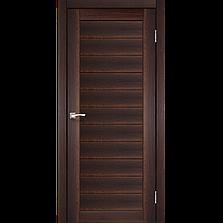 Двери KORFAD PR-13 Полотно+коробка+2 к-та наличников+добор 100мм, эко-шпон, фото 3