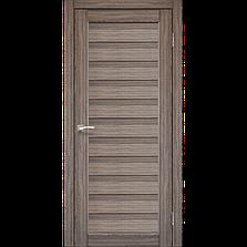 Двери KORFAD PR-13 Полотно+коробка+2 к-та наличников+добор 100мм, эко-шпон, фото 2