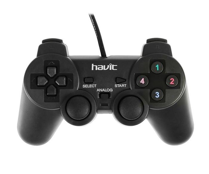 Джойстик игровой HAVIT HV-G69 black