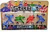 Игровой набор Stikbot фигурки для анимации, 4 героя