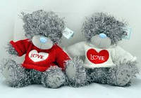 Мягкая игрушка Медведь 20см №45028,мягкие медведи,подарки для любимых девушек и детей
