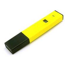 Кишеньковий PH-метр PHM001 вимірювач кислотно-лужного рівня води (темп компенс) без пласт чохла SKU0000965