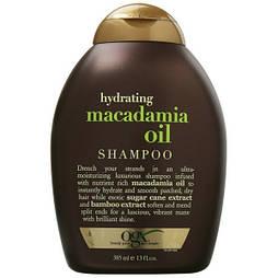 Увлажняющий шампунь с маслом макадамии OGX Macadamia Oil Shampoo, 385 мл