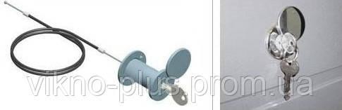 AN-motors комплект механизма разблокировки RM-0104-4500