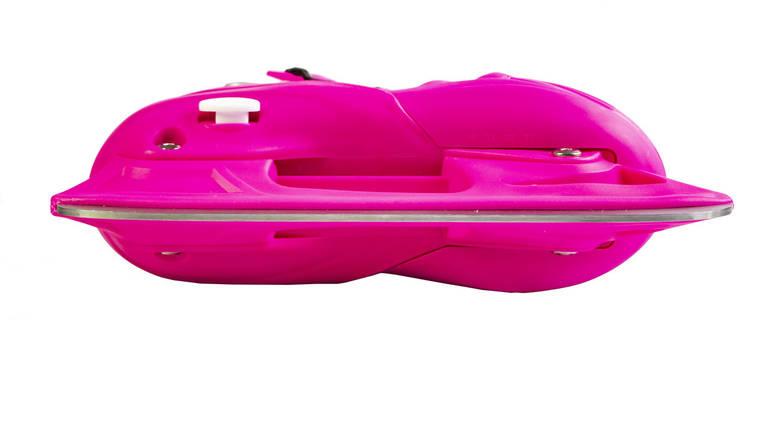 Коньки раздвижные Scale Sport. Pink размер 29-33, фото 2