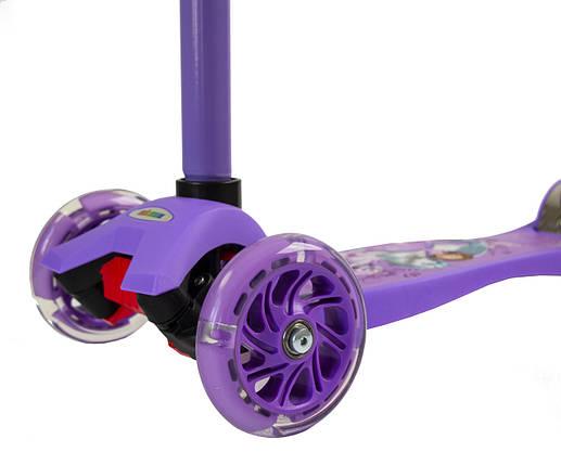 Самокат Maxi Scooter Disney. Unicorn Princess, фото 2