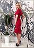 Женский костюм 2-ка: платье и жакет в расцветках. ВВ-3-0419, фото 2