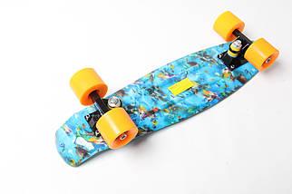 "Скейт ""Penny Board"" ""Nemo"", фото 3"