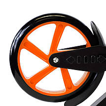 Самокат Scale Sports SS-15 двухколесный 200 мм Orange, фото 3