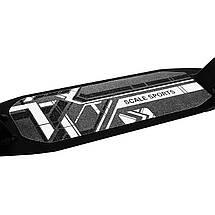 Самокат Scale Sports SS-04 двухколесный на дисковых тормозах черный, фото 3