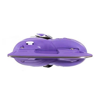 Коньки раздвижные Scale Sport. Violet размер 29-33, фото 2