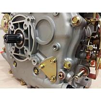Двигатель дизельный WEIMA WM186FB (9,5 л.с., вал 25мм, шпонка, съемный цилиндр), фото 2