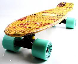 "Скейт ""Penny Board"" ""Fish"" Palm, фото 3"