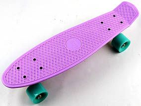 "Скейт ""Penny Board"" ""Pastel Series"" Лиловый цвет., фото 3"