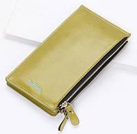 Жіночий гаманець BAELLERRY Multi-card Wallet портмоне Хакі (SUN4036)