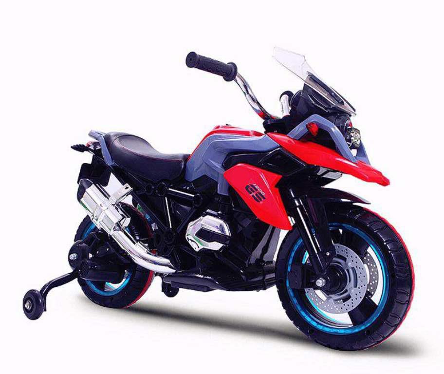 Ел-мобіль T-7220 мотоцикл 2*6V4.5AH мотор 2*14W 108*57*70