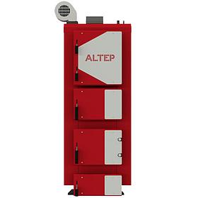 Котли твердопаливні котли тривалого горіння ALtep Duo Uni Plus потужністю 62 кВт