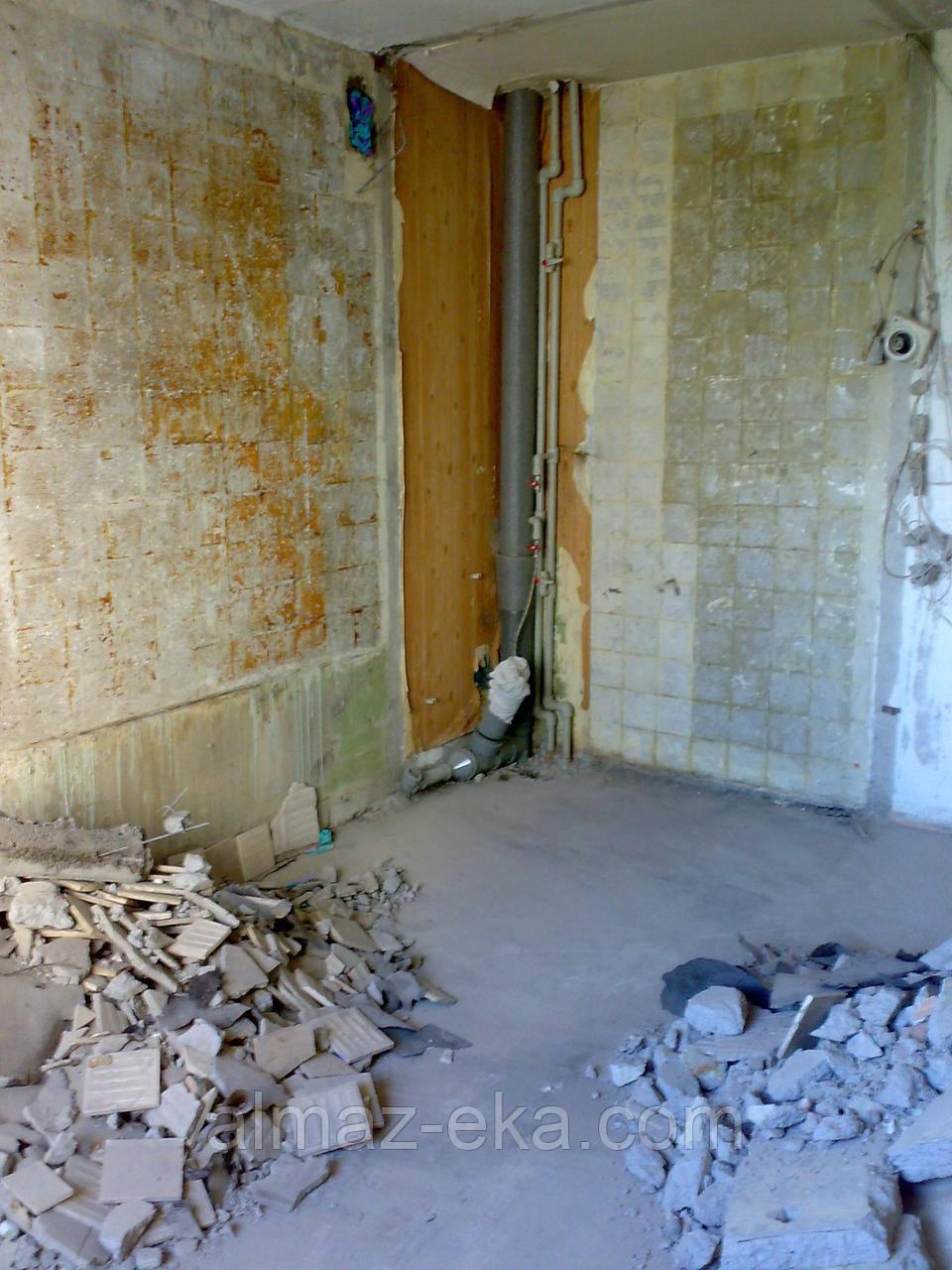 Демонтаж сантехкабины под ключ с вывозом Харьков, фото 1