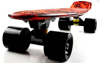 """Скейт """"Penny Board"""" """"Fire"""", фото 3"""