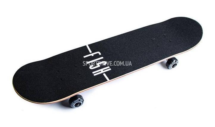 СкейтБорд деревянный от Fish Skateboard Heart, фото 2