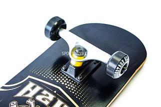 СкейтБорд деревянный от Fish Skateboard Heart, фото 3