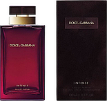 DOLCE & GABBANA POUR FEMME INTENSE EDP 100 ml  парфумированная вода женская (оригинал подлинник  Италия), фото 3