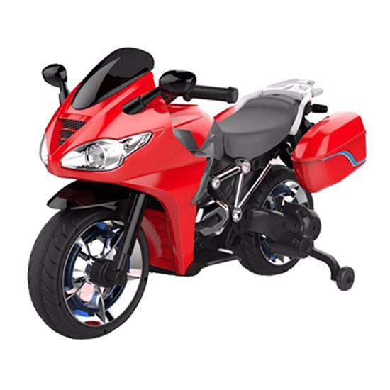Эл-мобиль T-7221  мотоцикл 12V4.5AH мотор 2*14W 110*56*70 /