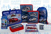 Набор школьный подарок первокласснику Kidis Машины №8-1