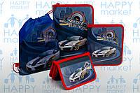 Набор школьный подарок первокласснику Kidis Машины №8-2