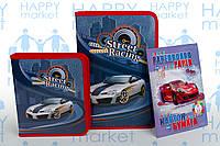 Набор школьный подарок первокласснику Kidis Машины №8-3